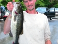 Jesse Jewett  4.29 lb largemouth